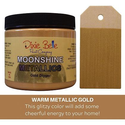 Dixie Belle Moonshine Metallic - Gold Digger