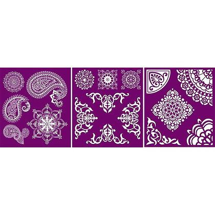 Silk Screen Stencil - Mosiac