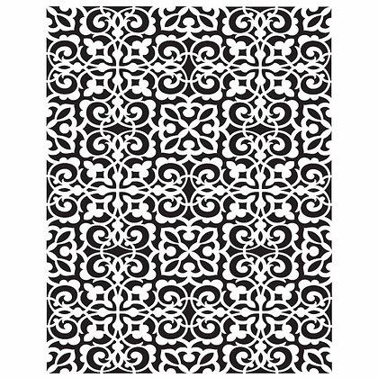 Dixie Belle Stencil - Morocco