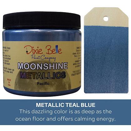 Dixie Belle Moonshine Metallic - Pacific