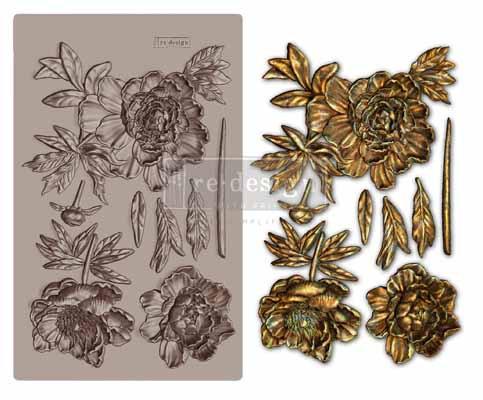 ReDesign Decor Mould - Wilderness Rose
