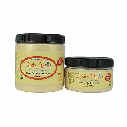 Dixie Belle Glaze - Gold Shimmer