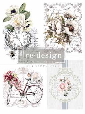 ReDesign Transfer - Bike Rides