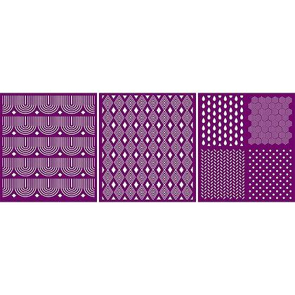 Silk Screen Stencil - Patterns