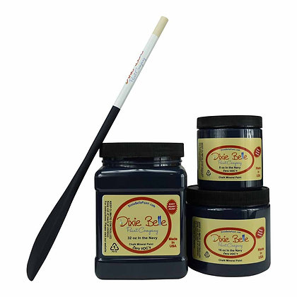 Dixie Belle Chalk Mineral Paint - In the Navy