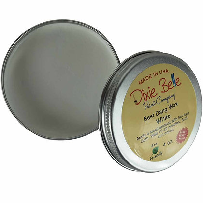 Dixie Belle Best Dang Wax - White