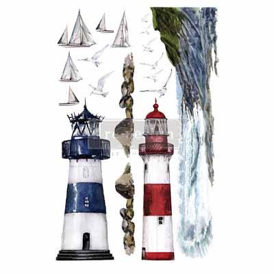 ReDesign Transfer - Lighthouse