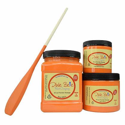 Dixie Belle Chalk Mineral Paint - Florida Orange