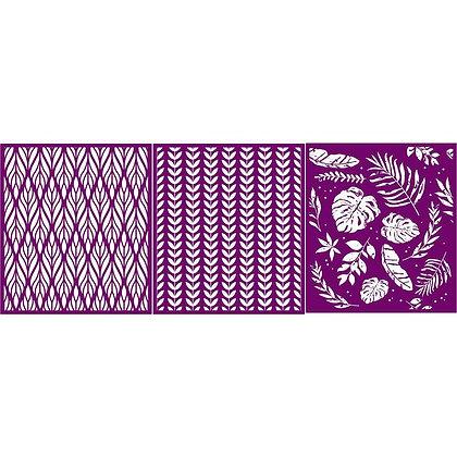 Silk Screen Stencil - Botanical
