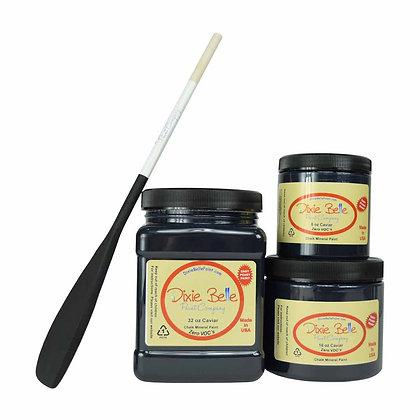 Dixie Belle Chalk Mineral Paint - Caviar
