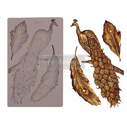 ReDesign Decor Mould - Regal Peacock