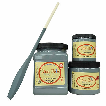 Dixie Belle Chalk Mineral Paint - Stormy Sea
