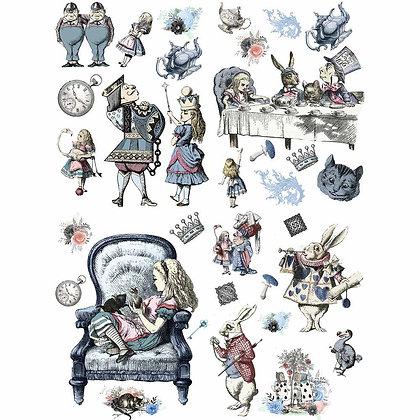 DB Transfer - Alice in Wonderland