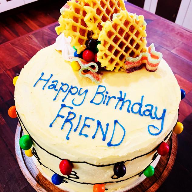 Sranger Things Themed Cake.JPG