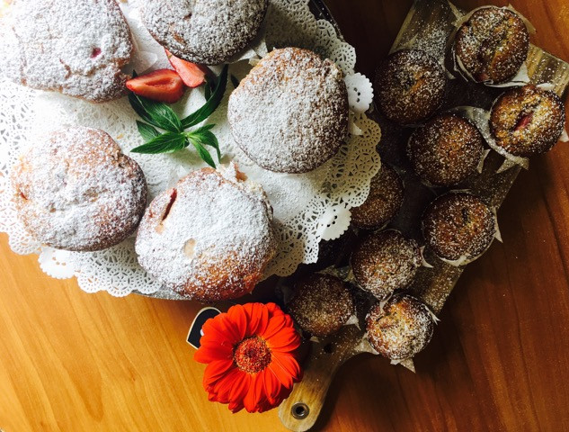 Muffins and Friands
