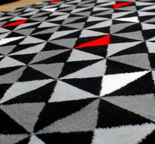 Fashion Multi Grey 120x170cm