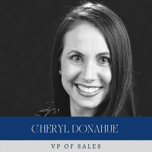 Meet Cheryl Donahue, VP of Sales for Centrella Co.