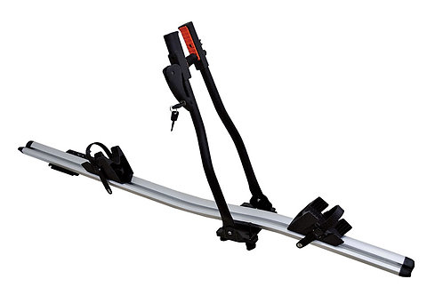 SB-10-212 Roof Mounted Aluminum Alloy 1 Bike Carrier With Lock