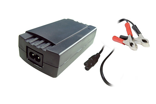 SE-11-2A ~ 3A Series AC to DC Battery Charger - 2A ~ 3A