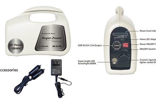 SE-15-100 Super Power - Lead Acid Battery