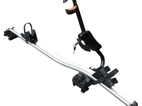 SB-10-203A Roof Mounted Aluminum Alloy 1 Bike Carrier With Lock