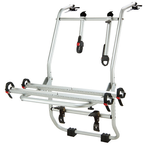 SB-16-201 Rear Mounted Aluminum Alloy Bike Carrier