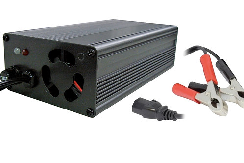 SE-11-3A ~ 12A Series AC to DC Battery Charger - 3A ~ 12A