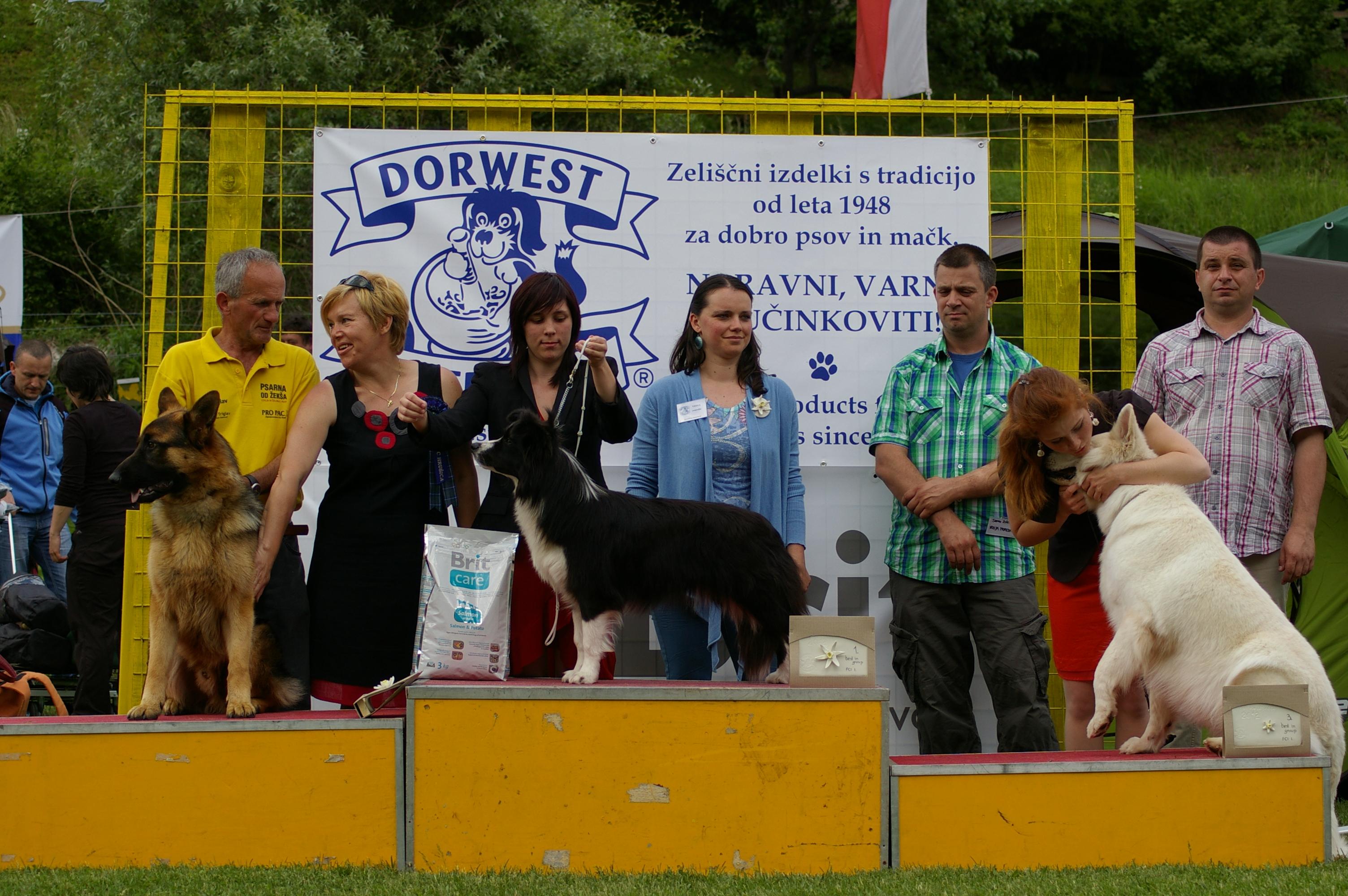 CAC Hrusica / SLO 27.05.2012