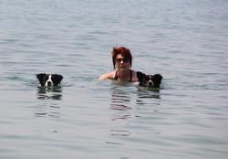 Let's swim!