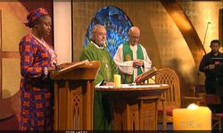 RTE Mission Sunday Mass