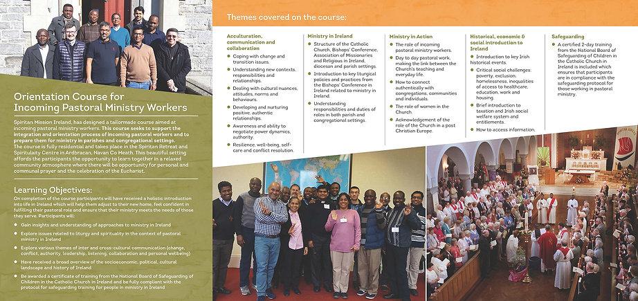 Orientation Course 6pp A5 leaflet Nov 20
