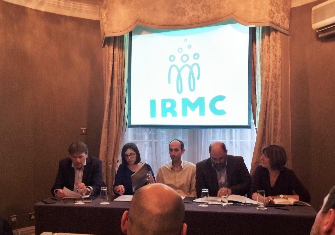 Sheila IRMC Launch