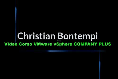 Video Corso VMware vSphere COMPANY PLUS