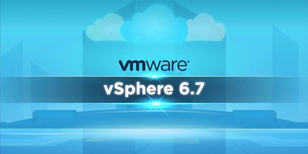 Novità vSphere 6.5 e 6.7