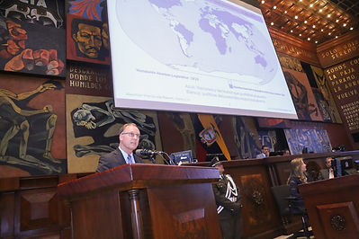 Thomas Jacobson-speaking Ecuador Natl As