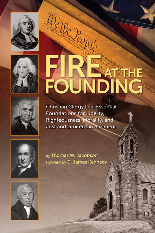 Fire At The Founding (eBook-PDF)