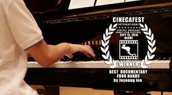 CINECAFEST BEST DOCUMENTARY FOUR HANDS.png