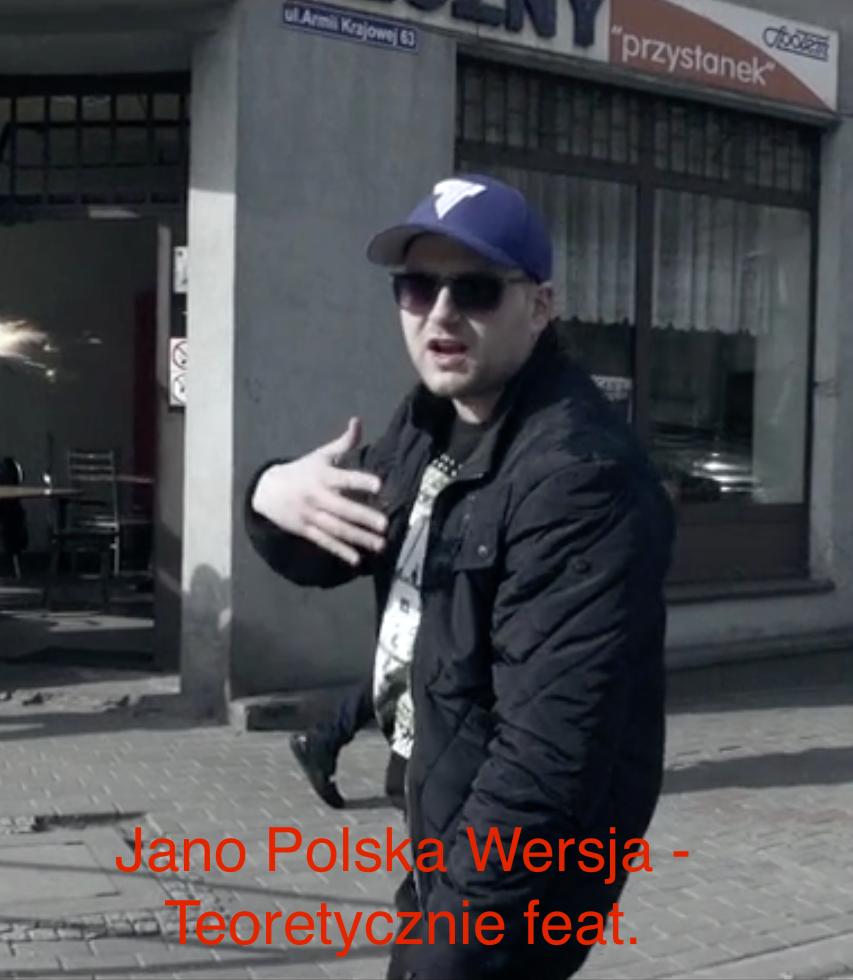 Jano Polska Wersja - Teoretycznie feat.