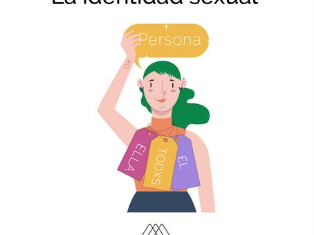 La identidad sexual