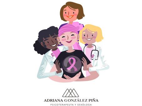 Apoyo emocional para pacientes con el cáncer de mama