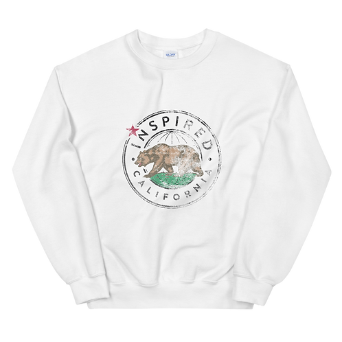 Inspired California Signature Unisex Sweatshirt