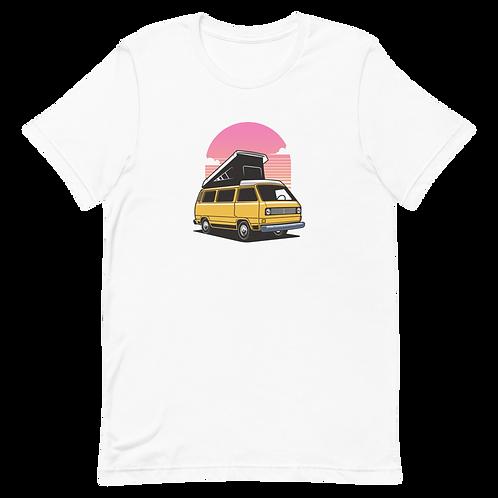 Retro Camper Unisex T-Shirt