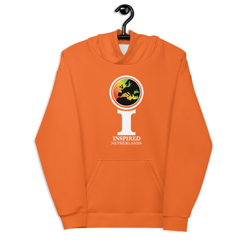 Inspired Netherlands Classic Icon Unisex Hoodie