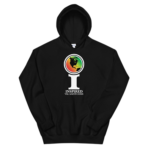 Inspired Val St-Come Classic Icon Unisex Hoodie