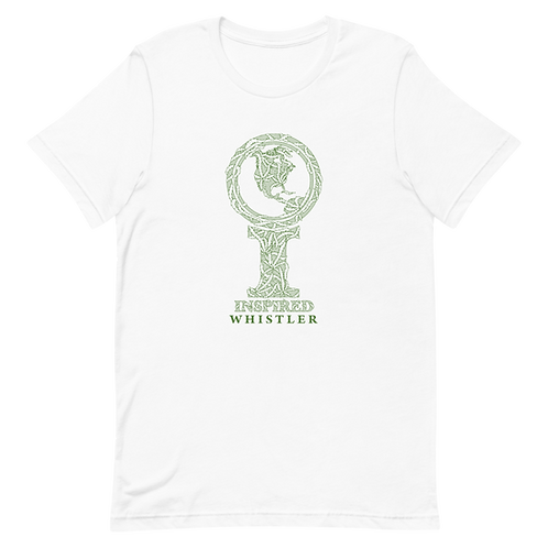 Inspired Whistler Ganja Icon Unisex T-Shirt