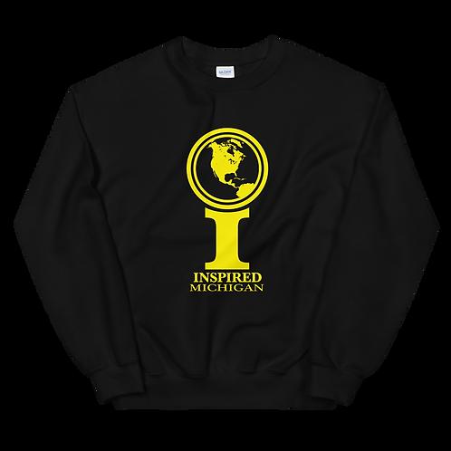 Inspired Michigan Classic Icon Unisex Sweatshirt