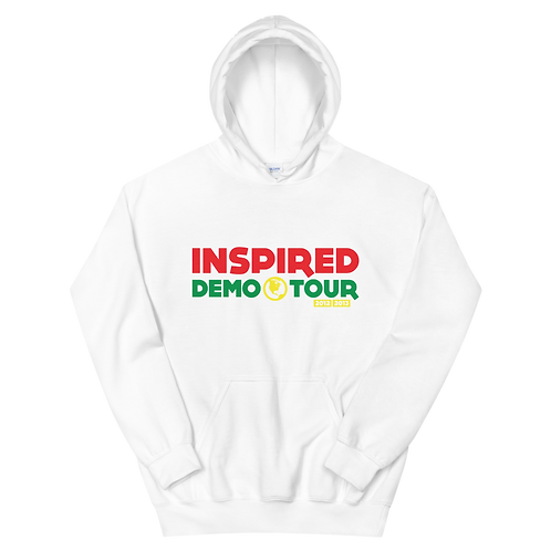 Inspired Demo Tour Unisex Hoodie