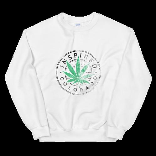 Inspired Colorado Signature Unisex Sweatshirt