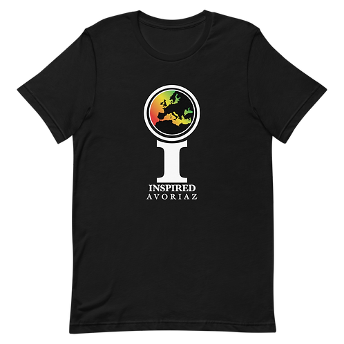 Inspired Avoriaz Classic Icon Unisex T-Shirt