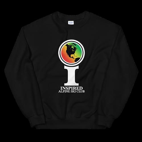 Inspired Alpine Ski Club Classic Icon Unisex Sweatshirt